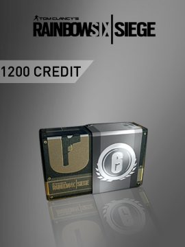 Rainbow Six 1200 CREDIT