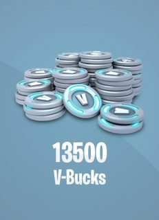 Fortnite - 13,500 V-Bucks