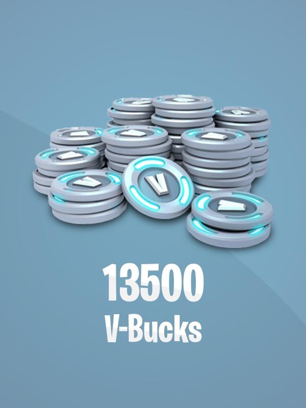 Fortnite – 13,500 V-Bucks