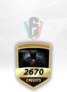 2670 کردیت رینبو