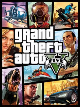 خرید گیفت استیم Grand Theft Auto V