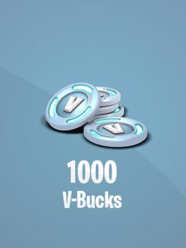 1000 V-BUCKS برای fortnite