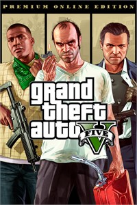 خرید بازی gta v online edition
