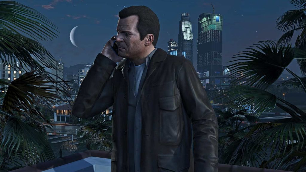 خرید سی دی کی بازی Grand Theft Auto V برای استیم