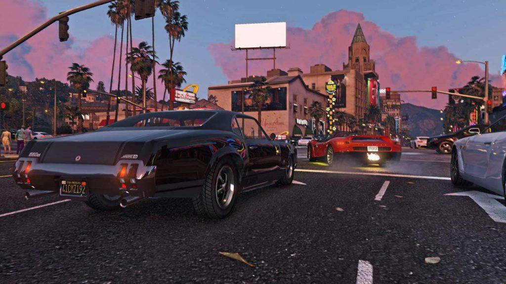 خرید سی دی کی Grand Theft Auto V برای steam