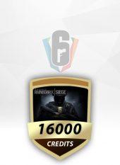 Rainbow Six 16000 CREDIT