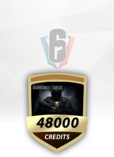 Rainbow Six 48000 CREDIT