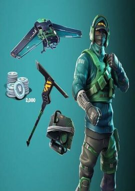 Fortnite Couterattack set