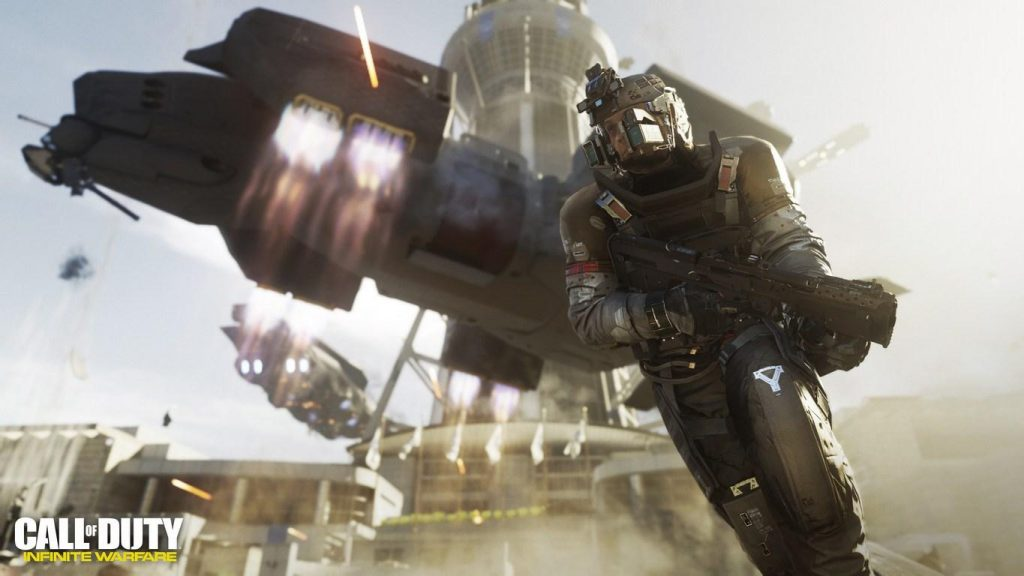 Infinite Warfare-UFO