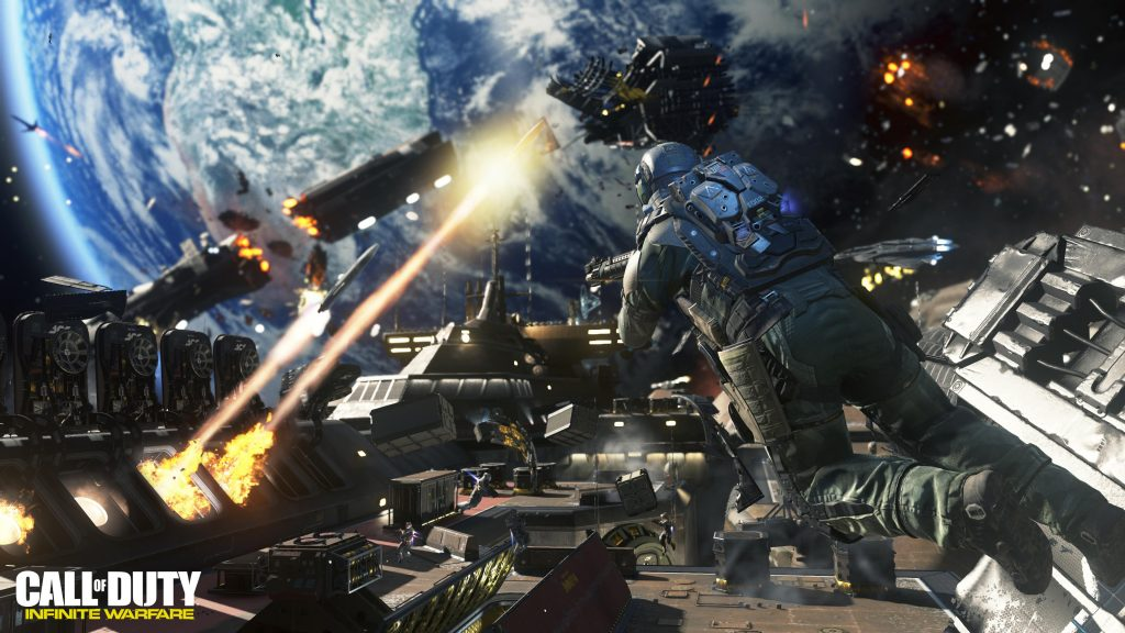 Infinite Warfare-Earth