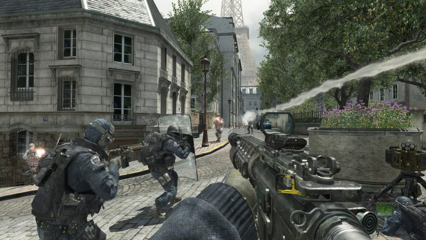 mw3-france map