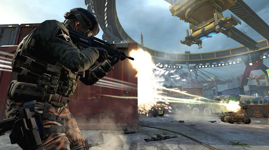 black ops 2-game paly