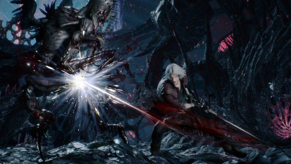 خرید سیدی کی بازی Devil May Cry 5