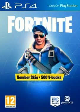 FORTNITE Royale Bomber Skin