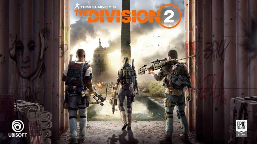 خرید بازی division 2 برای pc
