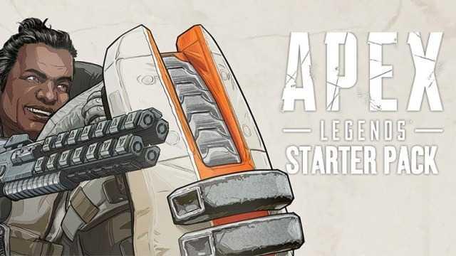 خرید استارتر پک apex legend