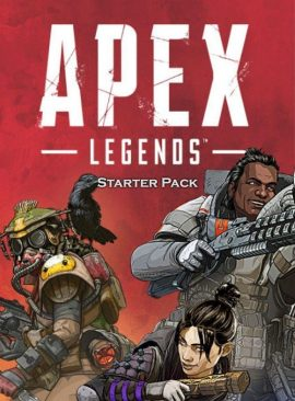 خرید apex legend starter pack
