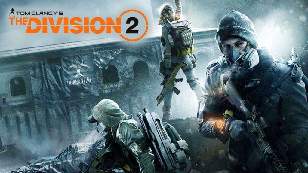 خرید بازی Tom Clancys The Division 2