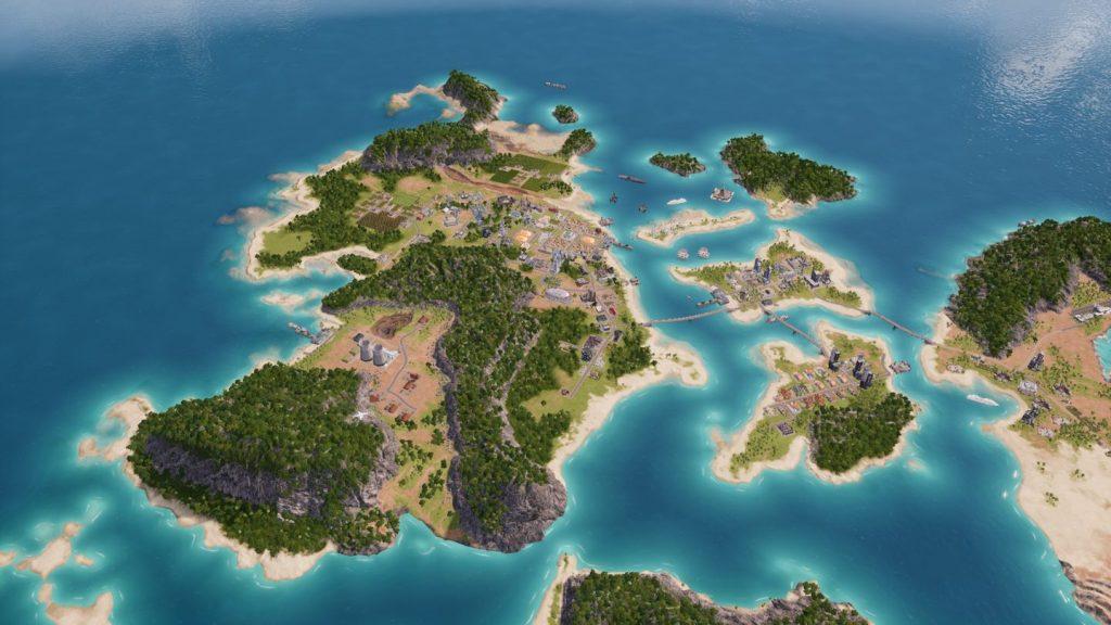 سی دی کی Tropico 6 برای steam
