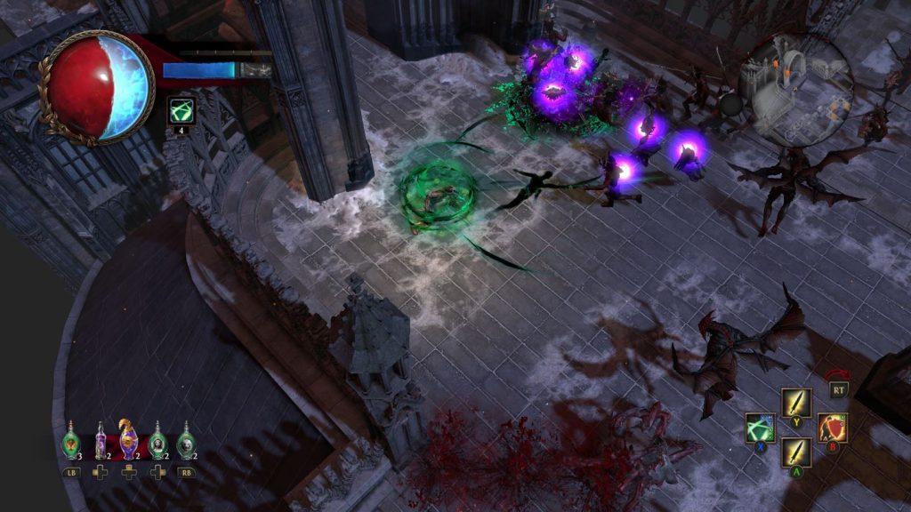 بازی Path of Exile برای steam