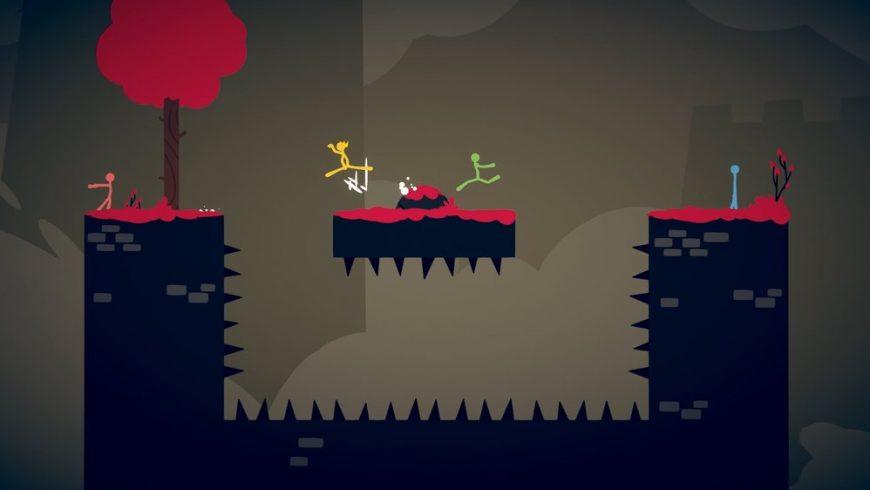 سی دی کی Stick Fight: The Game برای steam