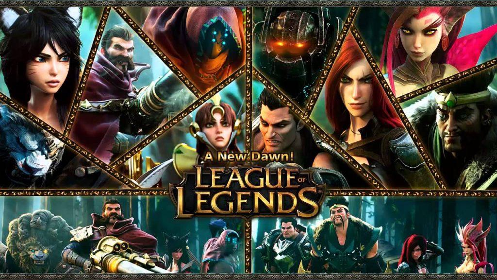 خرید گیفت کارت league of legend