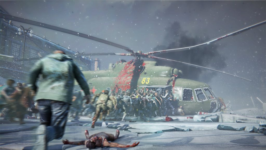 خرید بازی World War Z از اپیک استور