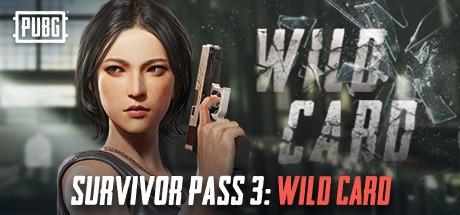 خرید Survivor Pass 3 Wild Card برای پابجی