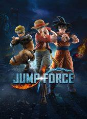 خرید سی دی کی بازی jump force