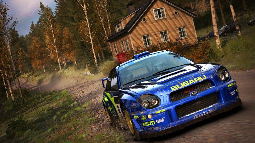 DiRT Rally برای steam