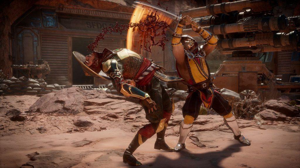سی دی کی Mortal Kombat 11 برای steam