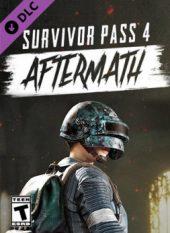 خرید Survivor Pass 4 بازی پابجی برای استیم