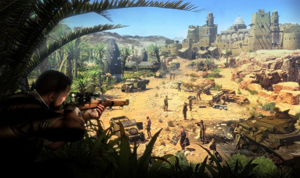 خرید بازی Sniper Elite 3