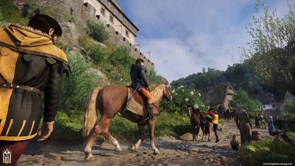 خرید سی دی کی بازی Kingdom Come Deliverance برای steam