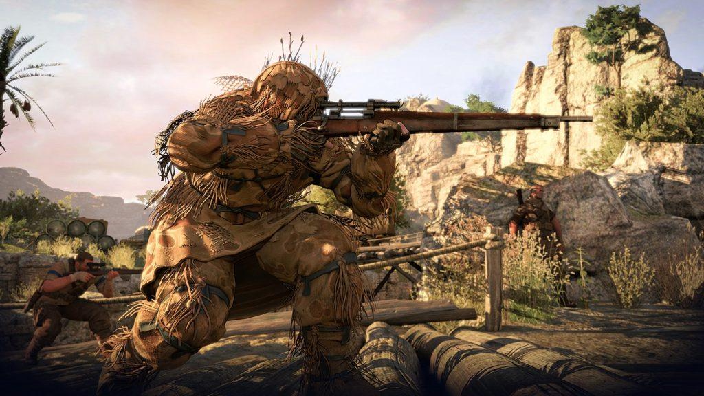 خرید گیفت استیم Sniper Elite 3