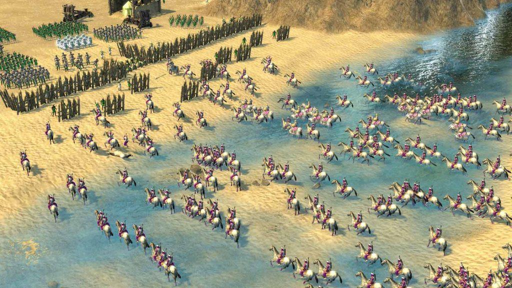 خرید بازی Stronghold Crusader 2 برای استیم