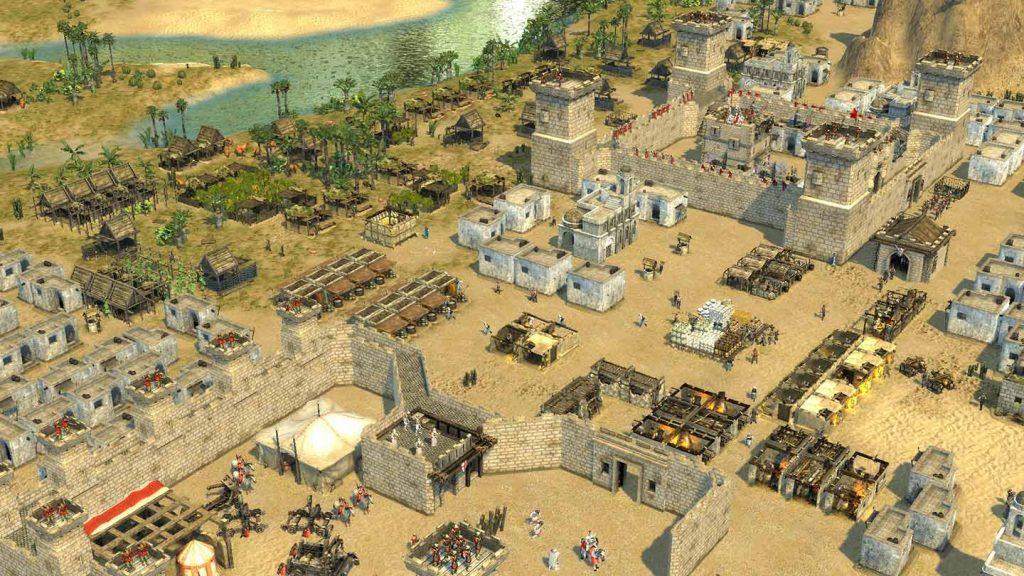 خرید سی دی کی بازی Stronghold Crusader 2