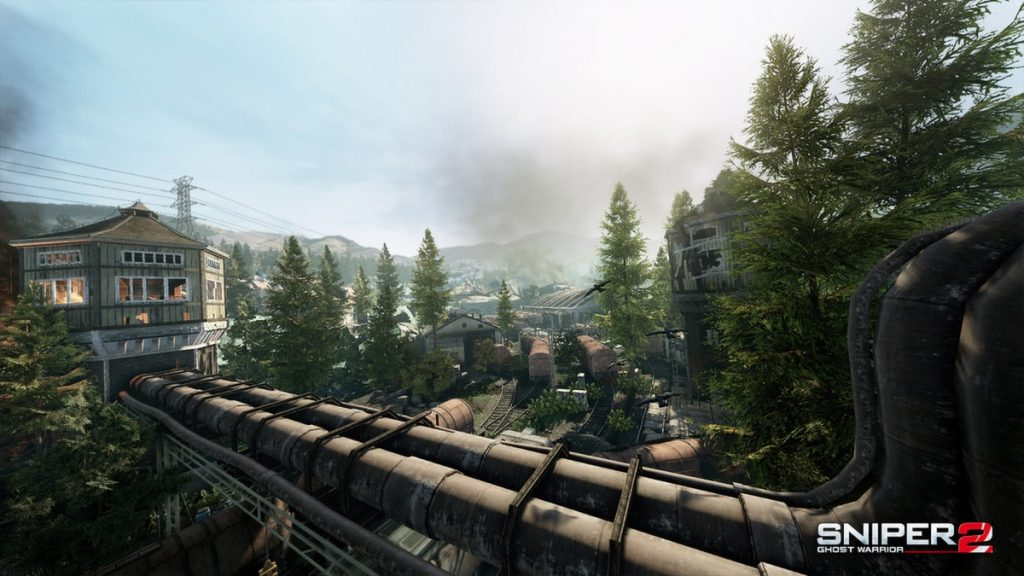 خرید بازی Sniper Ghost Warrior 2