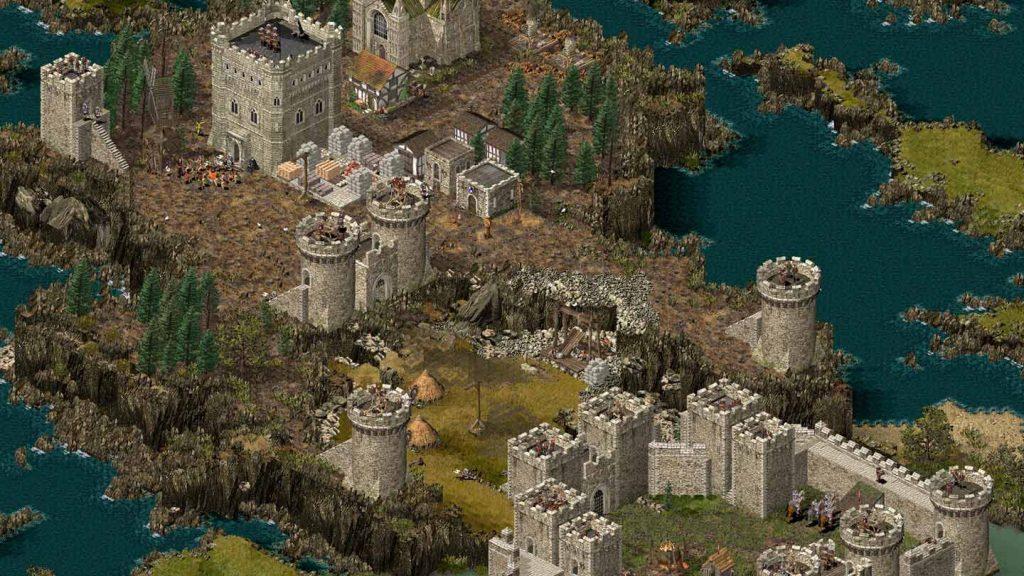 خرید بازی Stronghold HD برای کامپیوتر