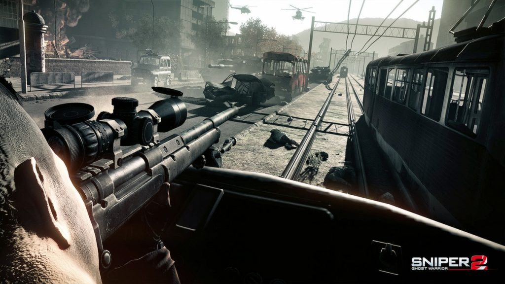 خرید گیفت Sniper Ghost Warrior 2