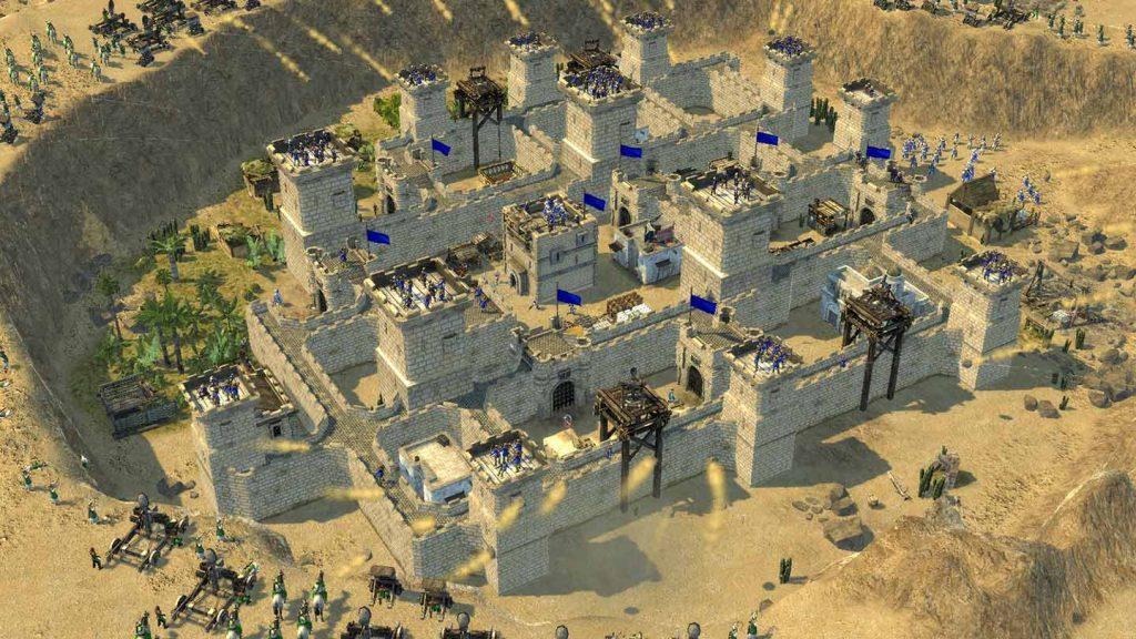 سی دی کی Stronghold Crusader 2 برای Steam