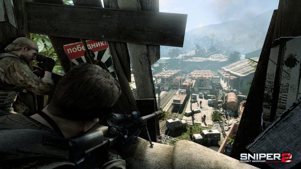 خرید بازی Sniper Ghost Warrior 2 برای کامپیوتر