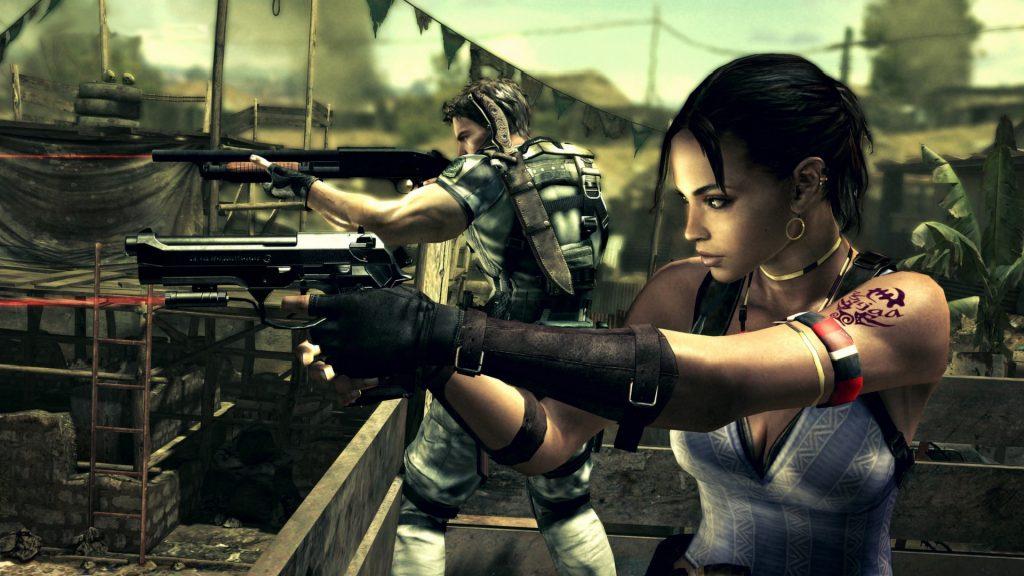 خرید بازی Resident Evil 5 ارزان