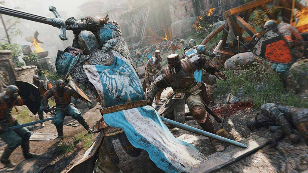 خرید گیفت بازی For Honor Standard Edition