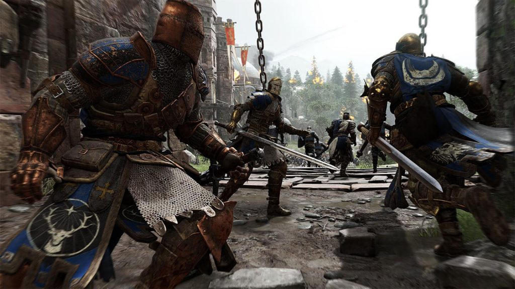 خرید سی دی کی For Honor Standard Edition