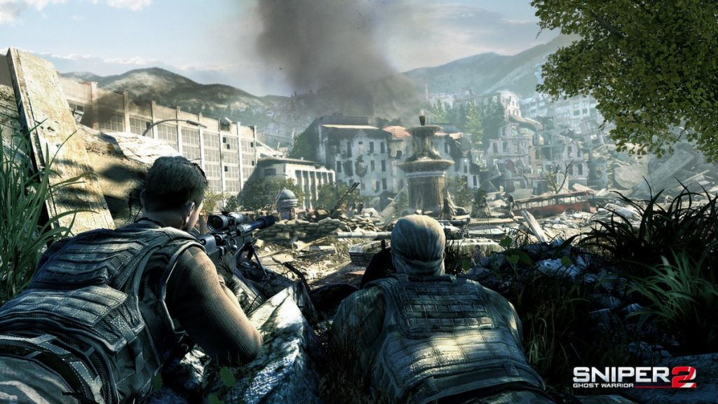 خرید سیدی کی Sniper Ghost Warrior 2