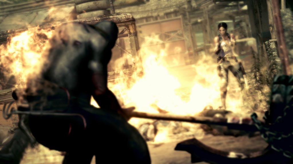 خرید گیفت Resident Evil 5 برای کامپیوتر