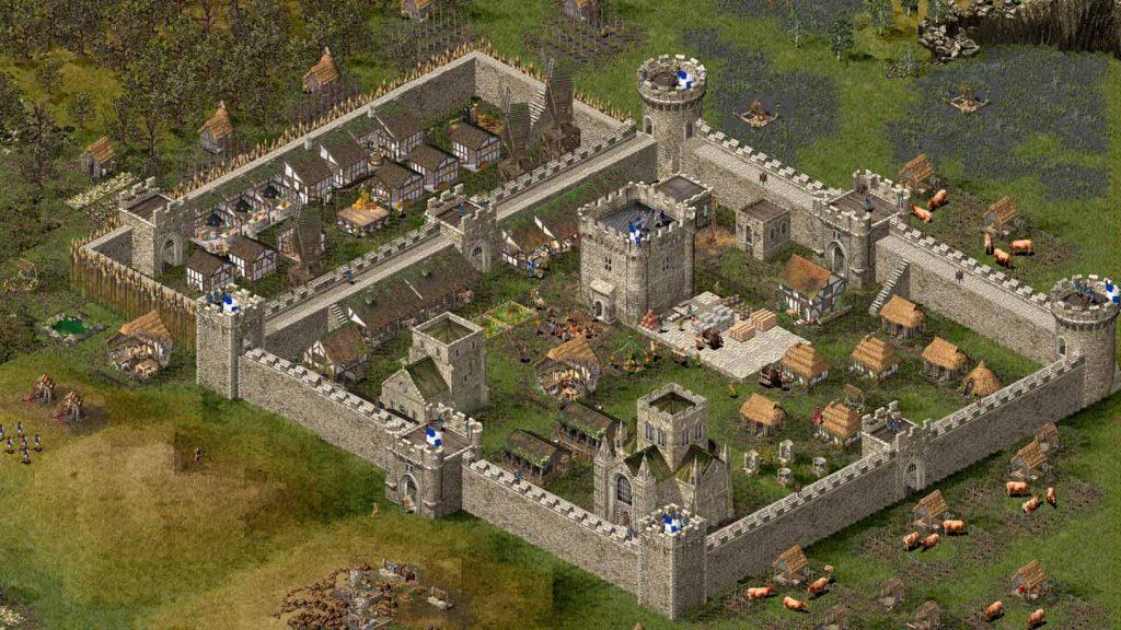 خرید سی دی کی بازی Stronghold HD