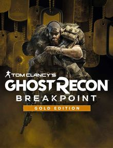 خرید گیفت بازی Tom Clancy's Ghost Recon Breakpoint Gold Edition