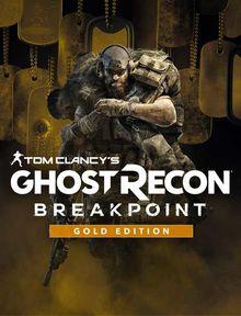 خرید گیفت بازی Tom Clancy's Ghost Recon Breakpoint Gold Edition